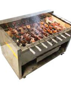 Drehspieß Grill Produktbild