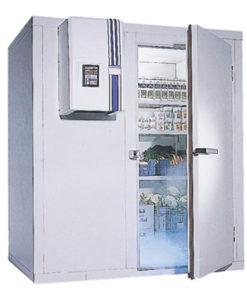 Kühl-/Tiefkühlzellen
